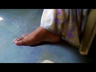 Goddess Wife's Feet 2